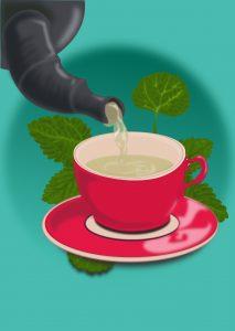 tea creamer